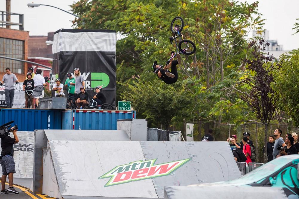 Scotty Cranmer Podiums at Dew Tour - Brooklyn, NY | Fox Racing